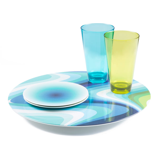 Surf Lazy Susan