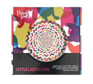 Ziggy Little Lazy Susan - 9""