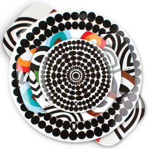 Foli Plate and Platter Collection
