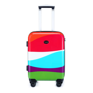 Kiss Carry-On Roller Luggage