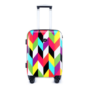 Ziggy Carry-On Roller Luggage
