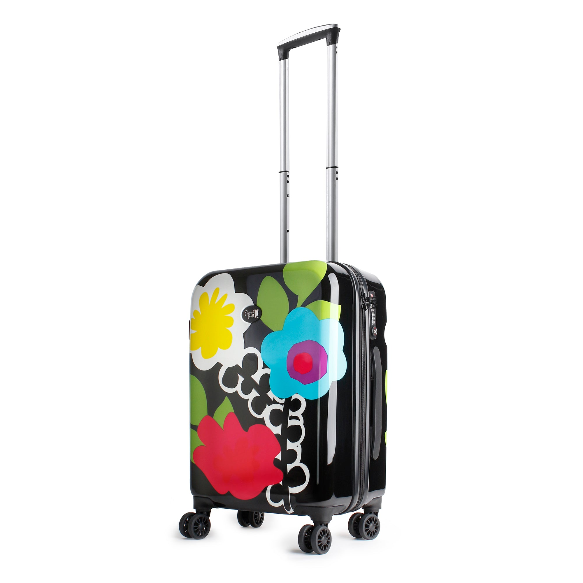 db19d4e11f Poppy Carry-On Roller Luggage