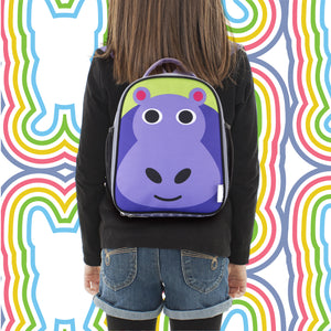 Hippo Kids Sling Lunch Bag