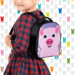 Piggy Kids Sling Lunch Bag