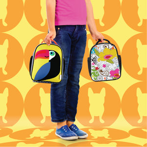 Toucan Kids Sling Lunch Bag