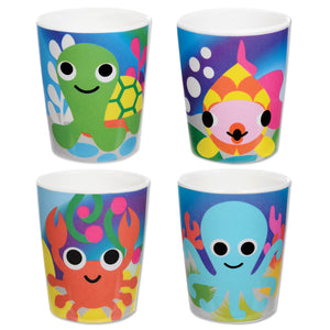 Juice Cup Set - Ocean Kids Juice Cup Set