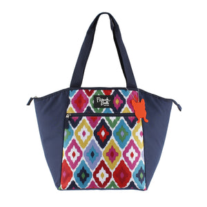 Kat Insulated Shopper Tote Bag