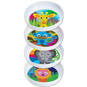 Kids Bowl Set - Jungle Kids Bowl Set