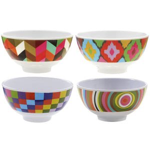Mini Bowl Set - Multi Mini Bowl Set - 4 Assorted
