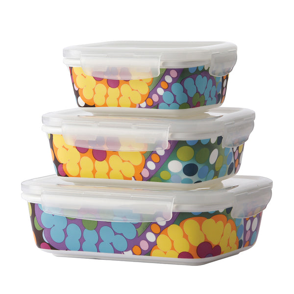 Storage Container Set - Bindi Porcelain Storage Set