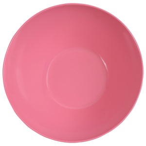 Two Tone Salad Bowl - Orange/Pink 2 Tone Bowl