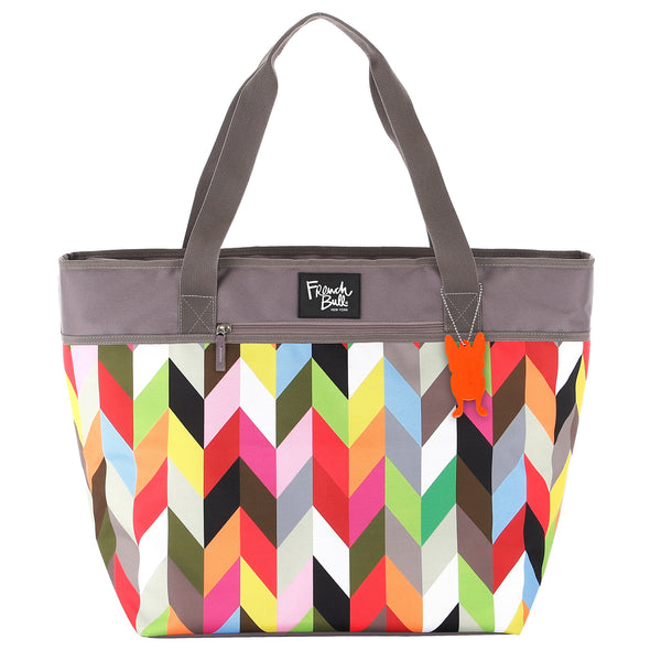 Ziggy Insulated Picnic Cooler Tote Bag