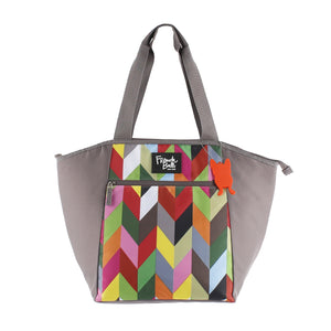 Ziggy Insulated Shopper Tote Bag