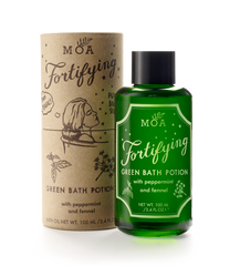 MOA Fortifying Green Bath Potion 100ml|MOA 醒神綠色浸浴精華 100ml