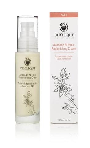 Odylique Avocado 24H Replenishing Cream 50ml|Odylique 牛油果24小時修護面霜 50ml