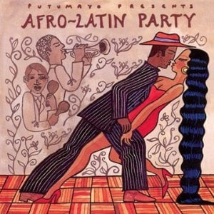 Afro-Latin Party CD