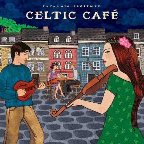Celtic Cafe CD