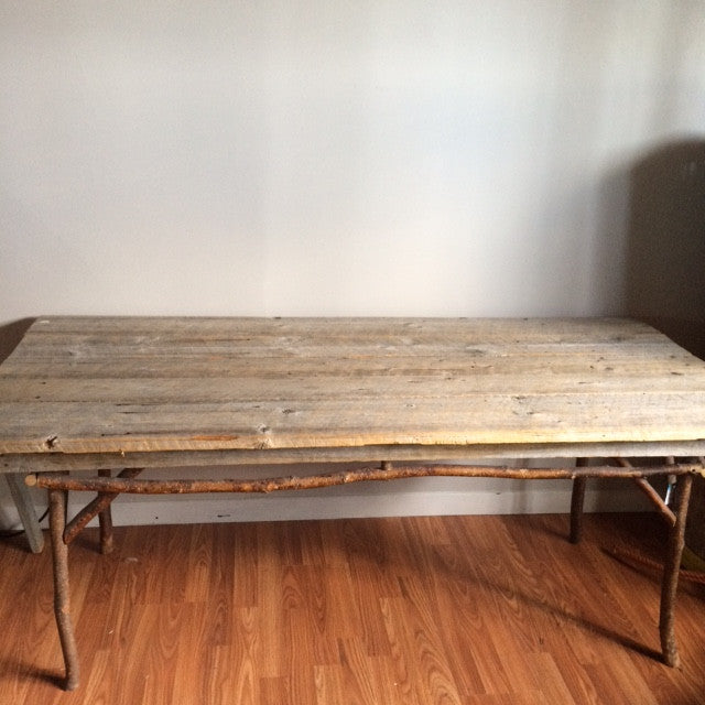 Barnboard Table