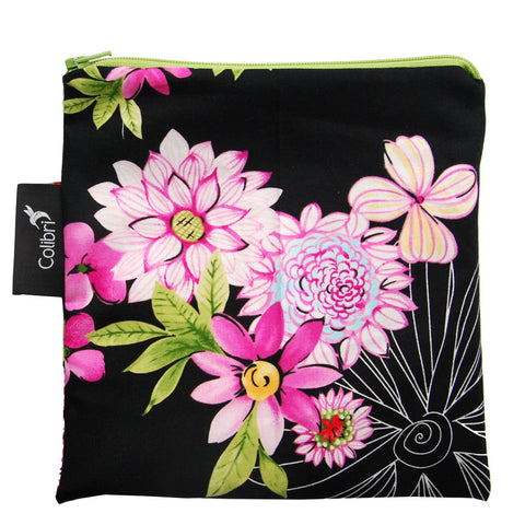 Large Snack Bag, Dahlia
