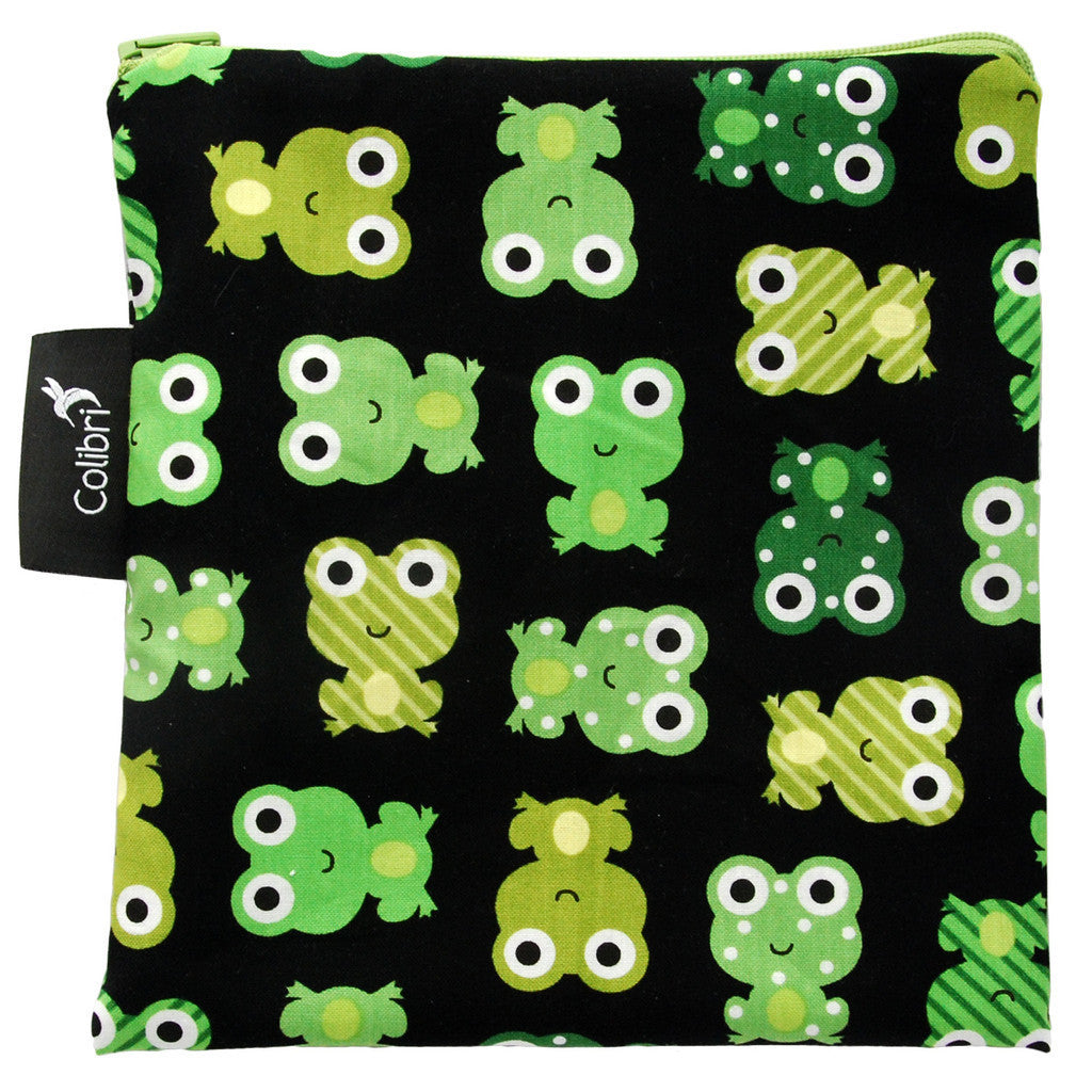 Snack Bag, Frogs