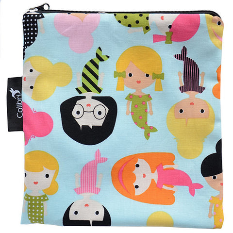 Large Snack Bag, Mermaids