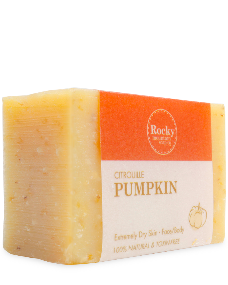 Pumpkin Soap, 100g