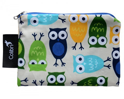 Snack Bag, Owls