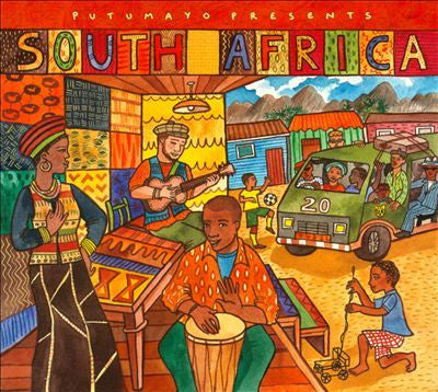 South Africa CD