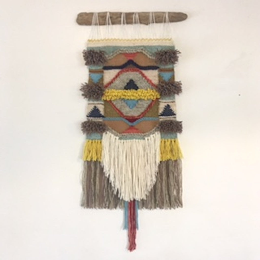 "Wall Hanging (13"" x 33""), Spirit"