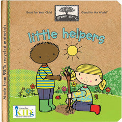 Green Start Book, Little Helpers