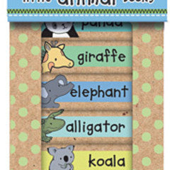 Green Start Book Tower, Little Animals