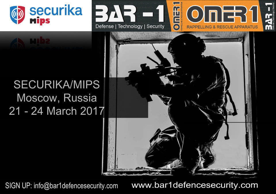 SECURIKA MIPS MOSCOW 21-24 March 2017