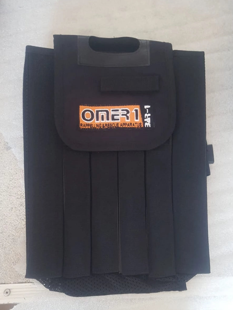 OMER-1 X-Large Rope Leg Bag & Belt Holster ( Up to 50 meters of Rope)