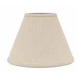 "Cream Osenburg 10"" Lampshade - Interiors by Elizabeth"