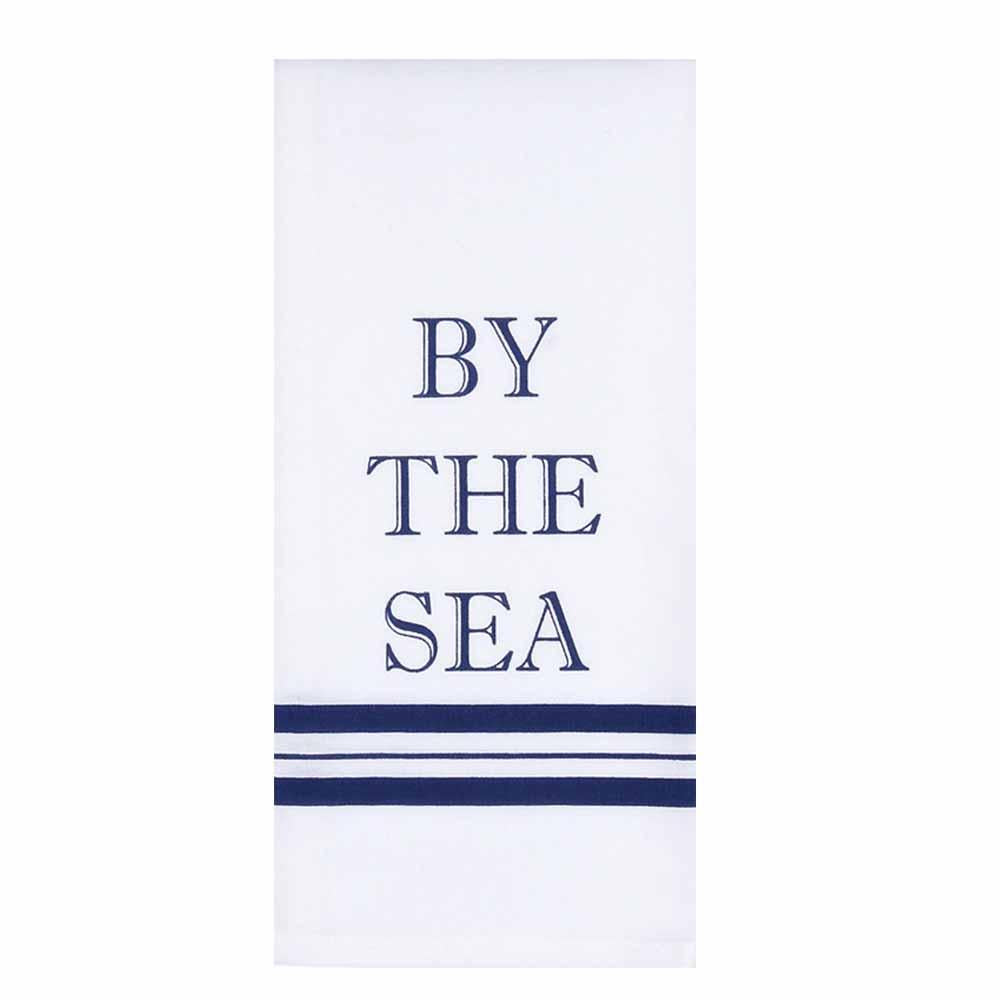By The Sea Towel - Set of Two - Interiors by Elizabeth