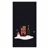 Evergreen Christmas Towel - Set of Two - Interiors by Elizabeth