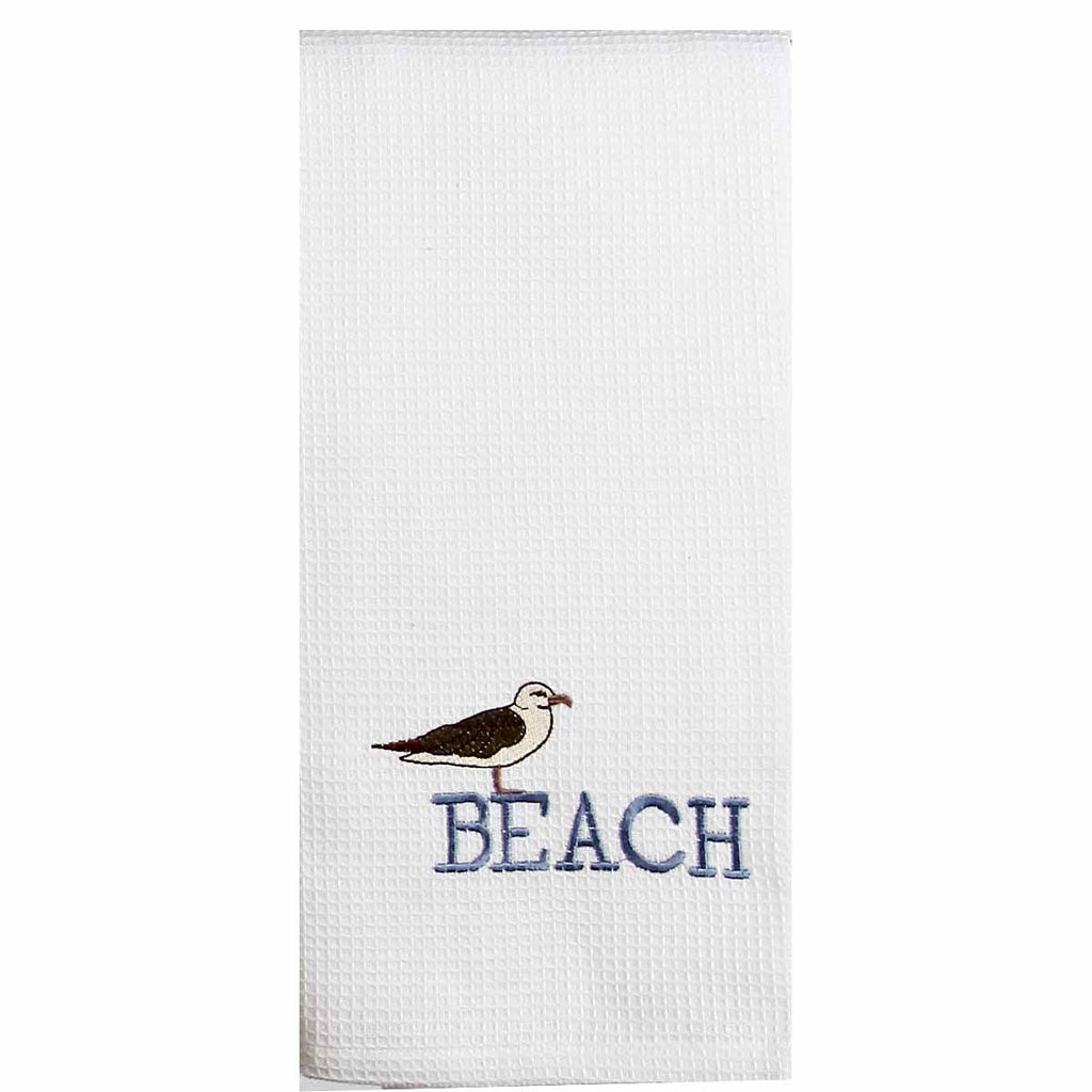 Seagull Towel - Set of Two - Interiors by Elizabeth