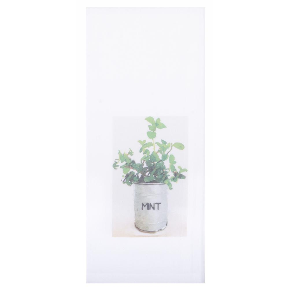 "Mint 18"" x 28"" White - Set of 2 - Interiors by Elizabeth"