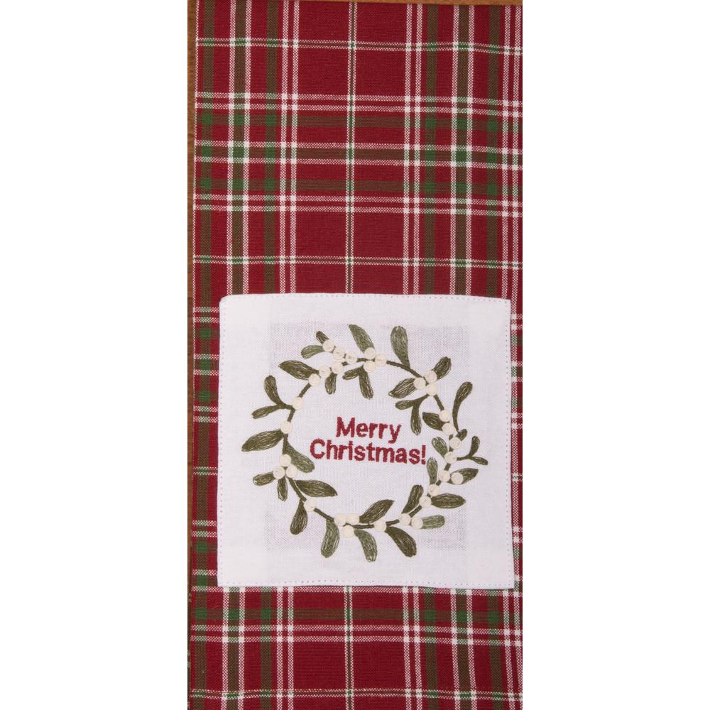 Merry Christmas  Towel -  Interiors by Elizabeth