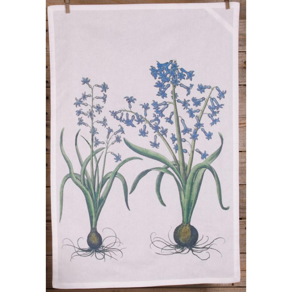 Hyacinth Kitchen Towel - Set of Two - Interiors by Elizabeth