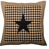 Heritage House Star Pillow Cover-  Interiors by Elizabeth