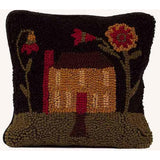 Black - Multi Homecoming Pillow - Interiors by Elizabeth