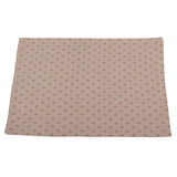 Sheffield Dobby Placemat Cream-Taupe - Set of Six - Interiors by Elizabeth