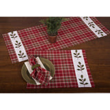 Holly Berry Placemat-  Interiors by Elizabeth