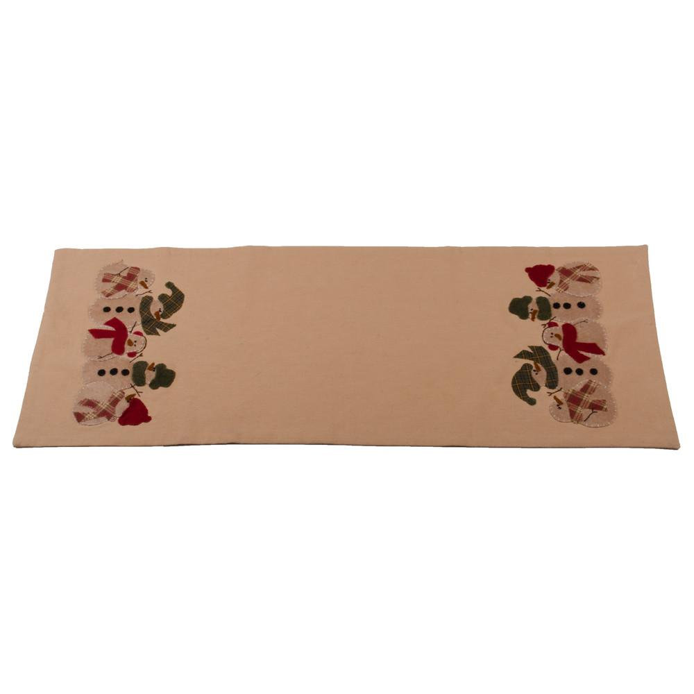 Family of 5 Table Runner Nutmeg - Interiors by Elizabeth