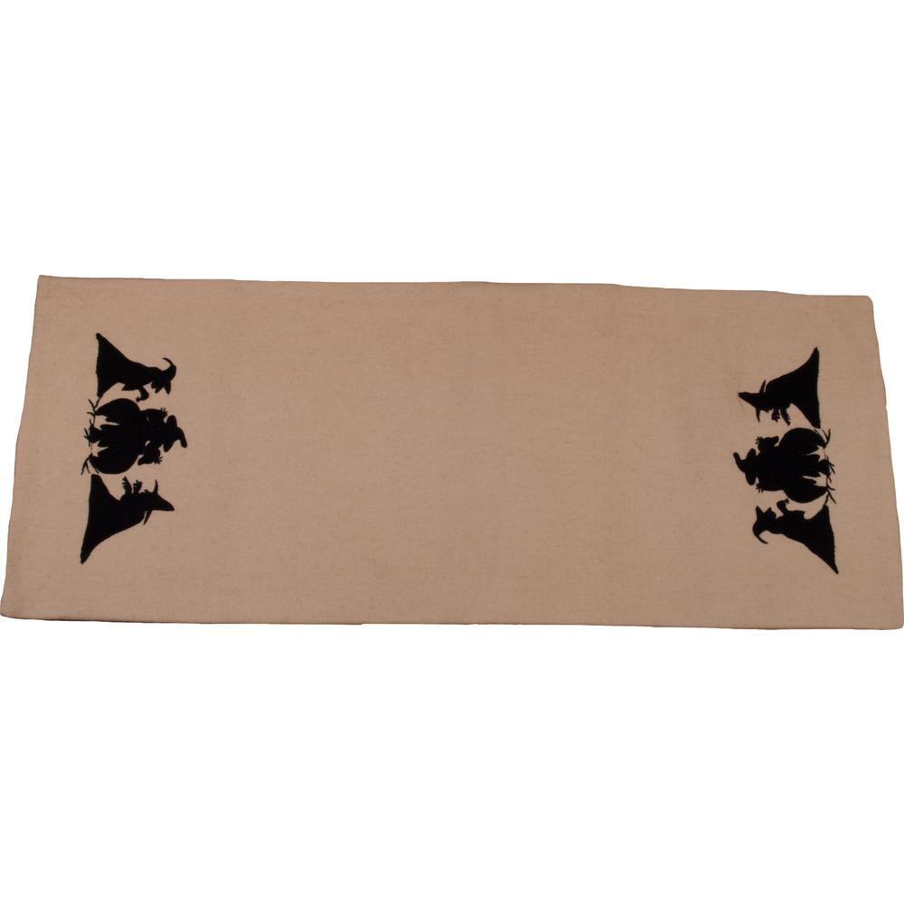 Witches Brew Nutmeg Table Runner - Interiors by Elizabeth