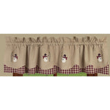 Pine Tree Wishes Fairfield Valance - Lined - Interiors by Elizabeth