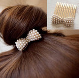 Pearl Bow Comb