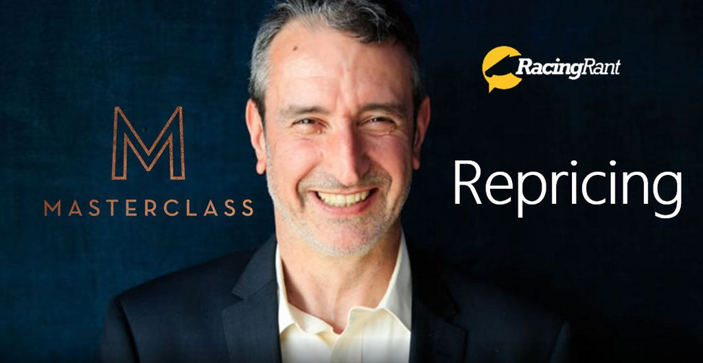 Mini Masterclass: Repricing