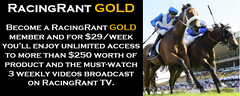 RacingRant GOLD Re-Membership